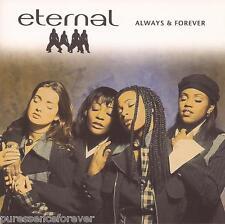 ETERNAL - Always & Forever (UK 14 Track CD Album)