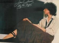 JANE OLIVOR LP ALBUM STAY THE NIGHT