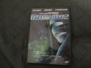 "DVD ""HOLLOW MAN 2"" Peter FACINELLI, Laura REGAN, Christian SLATER - horreur"