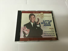 Little Willie John The Early King Sessions 2002  CD  029667184625