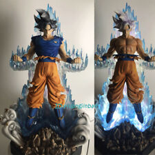 Dragon Ball SONGOKU Ultra instinto Resina Estatua Pintada Modelo 1/4 Dios Studio GK