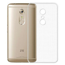 For ZTE Axon7 Ultra Thin Clear Invisible Gel skin case cover