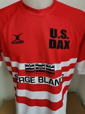 superbe maillot  US DAX taille xl rugby gilbert