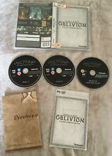 The Elder Scrolls IV Oblivion 5th Anniversary Edition PC DVD ROM