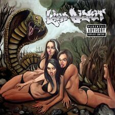 "LIMP BIZKIT ""GOLD COBRA"" CD NEW+"