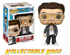 Spider-Man: Homecoming - Tony Stark Kitten Shirt Pop! Vinyl Figure