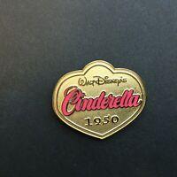 WDW Cast Lanyard Series - Cinderella Marquee Disney Pin 12805