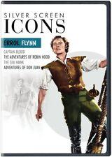 Silver Screen Icons: Errol Flynn [New DVD] 2 Pack, Eco Amaray Case