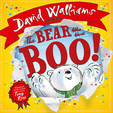 The Bear Who Went Boo! by David Walliams (Board book, 2017)