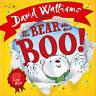 The Bear Who Went Boo!, Walliams, David, New, Board book