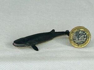 Blue Whale Fish Toy Animal Cute Wildlife Zoo Figure Make Believe Mini