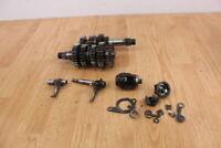 2006 KAWASAKI KX450F KX450 KX 450F 450 F Tranny / Transmission Shift Forks Drum