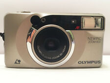 Fotocamera analogica OLYMPUS Newpic 600 Zoom Rullino APS Vintage Macchina foto