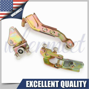 OE M NEW  3PCS Right Lower&Middle&Upper Sliding Door Roller For Mercedes Benz US