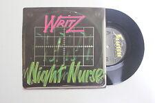 """Writz / Night Nurse / 1979 Original UK 7"""" single / EX+"""