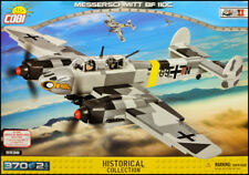 COBI Messerschmitt Bf 110C (5538) - 370 elem. - WWII German heavy fighter