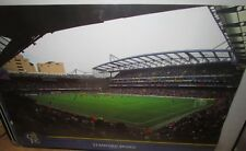 Chelsea FC - Home Stadium - Stamford Bridge - Poster - unframed