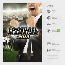 Football Manager 2013 (Pc/Mac) - Llave de vapor [] global