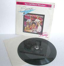 "SPARGO So Funny (1982) VINYL 12"" MAXI SINGLE 45rpm - Durium DE X 13029"