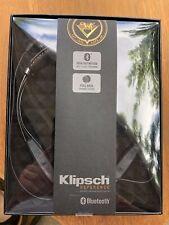 Klipsch Reference R6 Neckband Earbuds Bluetooth Headphone - 1062796 - Black