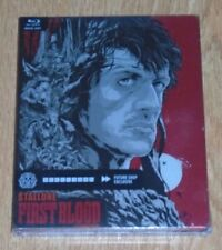 Rambo First blood - Mondo (blu-ray) Steelbook. NEW & SEALED. Canadian - reg free