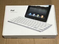 Apple Ipad Keyboard Dock De Escritorio Original de Reino Unido cuna estación de acoplamiento A1359