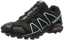 Salomon Speedcross 4 GTX W Scarpe da Trail Running Donna Nero (p5u)