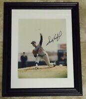 GORGEOUS! Sandy Koufax Signed Autographed 8x10 Baseball Photo Beckett BAS LOA!