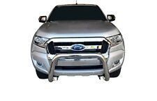 "Bullbar Nudge Bar S/S 304 3"" Bumper Guard for Ford Ranger 2011-20 PX G Tech Pack"