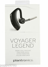 New OEM Plantronics Voyager Legend Bluetooth Wireless Headset Retail ( Black )