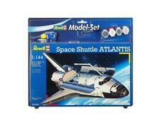 Revell Space Shuttle Atlantis Modell Set 1:144 Maßstab mit Farben & Kleber -