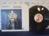 George Benson, I Got A Woman And Some Blues, A&M SP 9-3025, 1984, Jazz, Blues