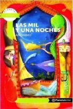 Las Mil y Una Noche by Anonimo (Spanish, Paperback) Planeta Lector