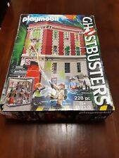 Casa Ghostbusters Playmobil