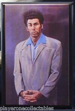 "The Kramer 2"" X 3"" Fridge / Locker Magnet. Seinfeld"