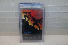 BATMAN: THE DARK KNIGHT RETURNS #3 - 1ST PRINT CGC 9.6 - DC 1986 FRANK MILLER