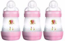 MAM Soft Teat Standard Baby Bottles