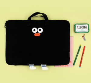 """Run PomPom Wide Handle Type Laptop Notebook Sleeve Case Bag Pouch 15"""""""