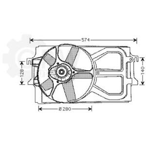 Lüfter Motorkühlung Kühlerlüfter Lüftermotor Ford Escort VII Kombi