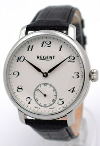 Mechanische Regent Herrenuhr Made in Germany  mit Handaufzug *UVP 338,00 EUR