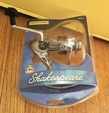 Shakespeare Contender Fishing Reel Spinning CONT35 Silver 6 LB 240 YDs
