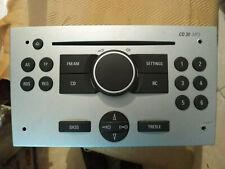 Autoradio opel astra h Mp3 usata  ORIGINALE  funzionante