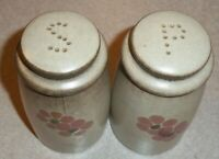 """DENBY  GYPSY  Salt & Pepper Shakers   4 1/4""""  Excellent Condition  with stoppers"""