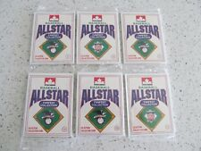 Allstar Baseball Fanfest 1991 Collection 3D Pop Up Action Collector Card Series