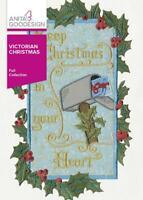 Victorian Christmas Anita Goodesign Embroidery Machine CD NEW 228AGHD