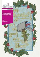 Victorian Christmas Anita Goodesign Embroidery Machine CD NEW 228AGHD