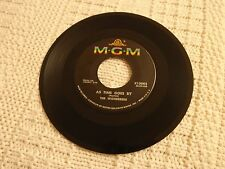 THE WANDERERS AS TIME GOES BY/THERE IS NO GREATER LOVE MGM 13082   M-