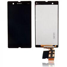 Pantalla (LCD+TÁCTIL) SONY XPERIA Z L36H C6602 C6603 Color Negro NUEVA