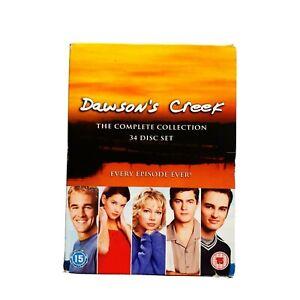 Dawson's Creek The Complete Seasons Series 1 2 3 4 5 6 DVD Box Set R2 (34 Discs)