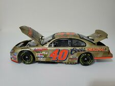 Nascar #40 Sterling Martin Coors Original Monte Carlo 1:24 Scale Diecast 2002
